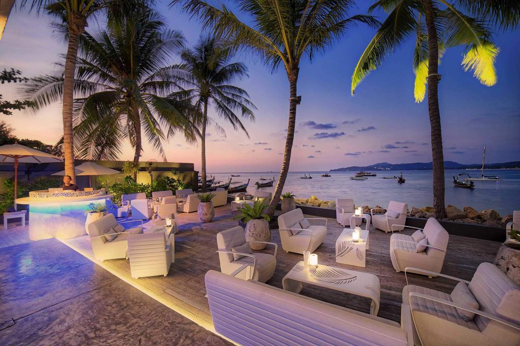 Palm Seaside Restaurant Phuket