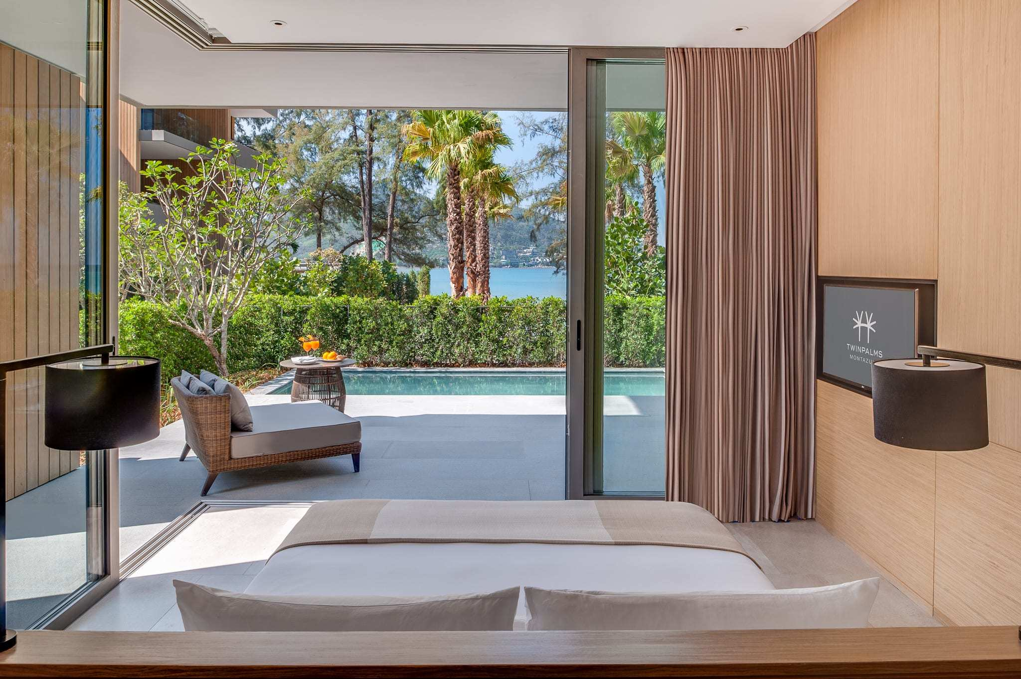 Grand Azure Sea View Suite & Private Pool