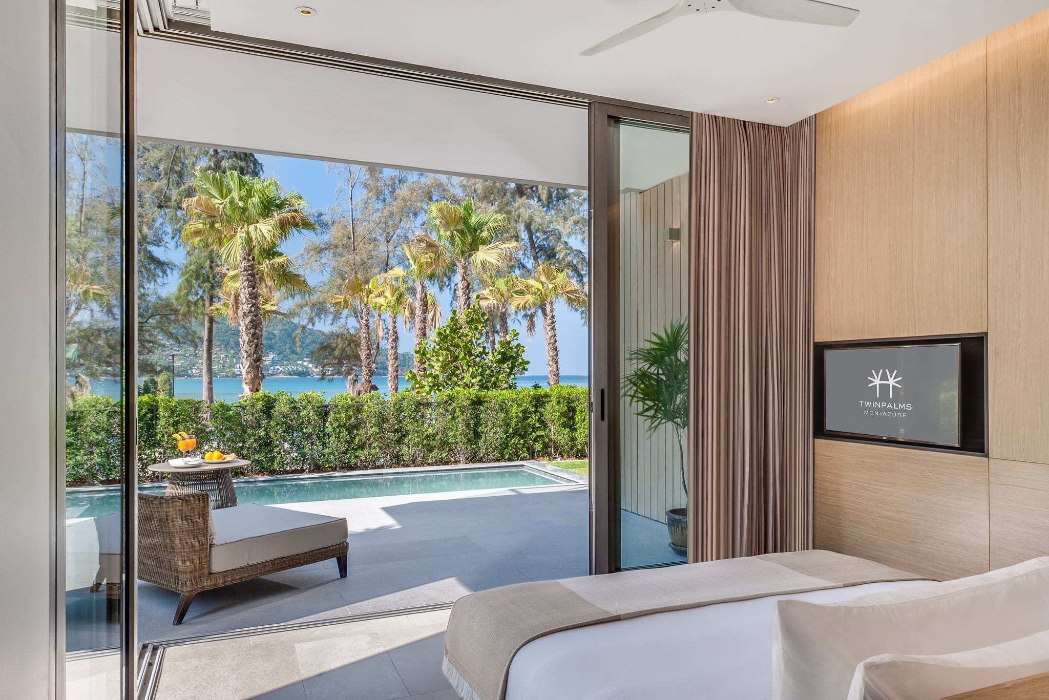 Grand Azure Private Pool Suite