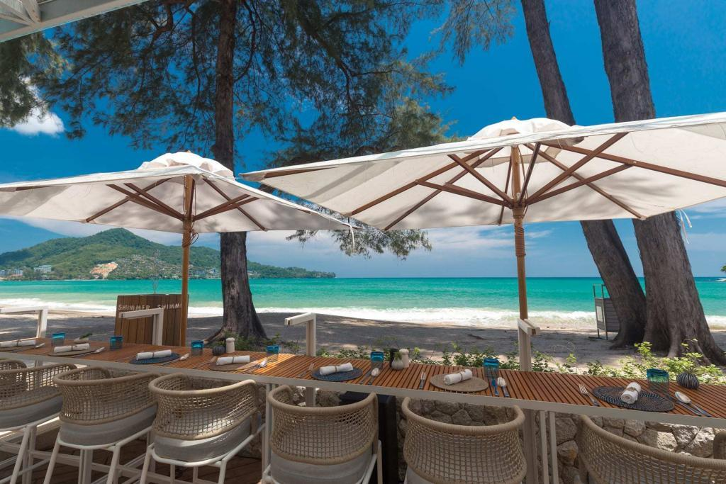 Shimmer Beachfront Restaurant