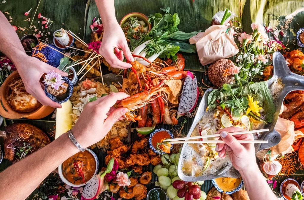 4 Thai Street Food Dishes To Try On Your Next Visit