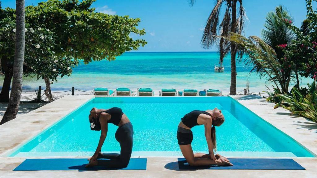 A FITNESS HOLIDAY IN PHUKET