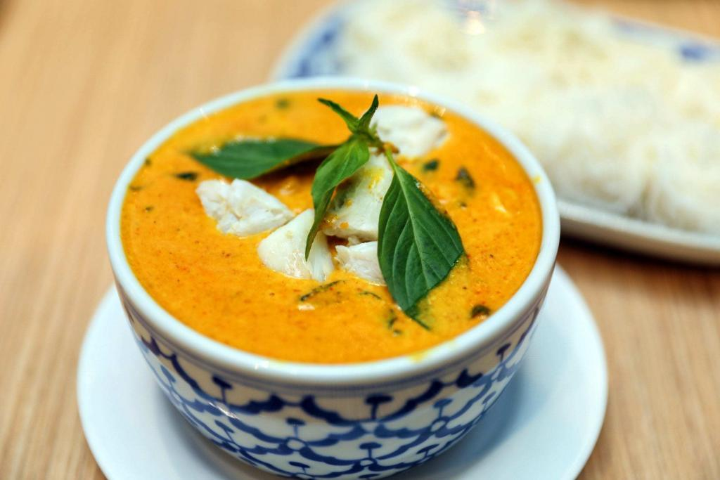 Crabmeat Coconut Curry