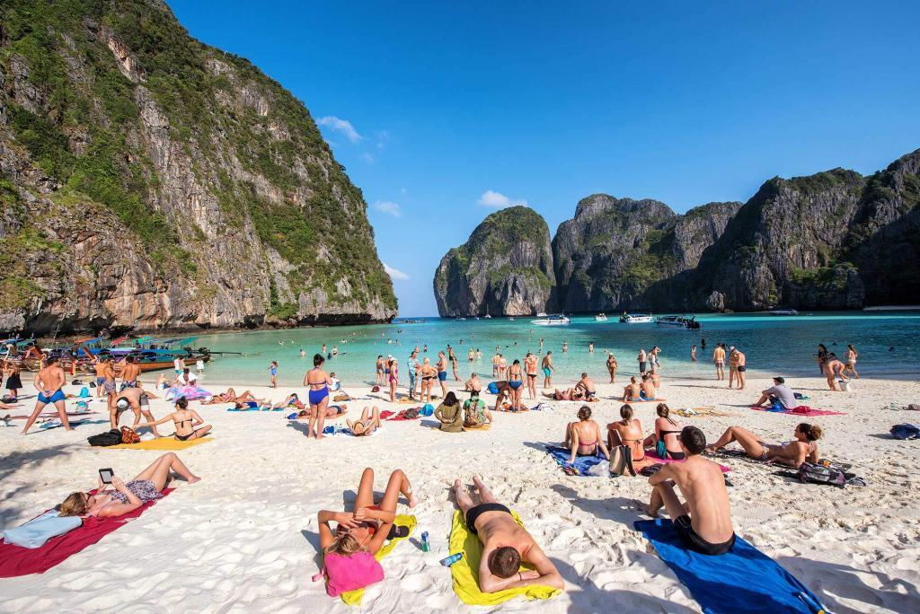 Avoid the Touristy Beaches