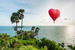 Phuket, an Island of Romance