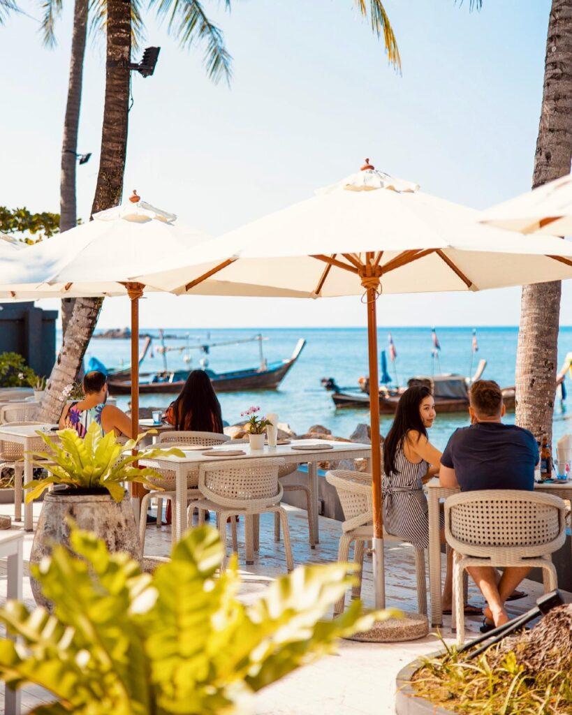 Palm Seaside