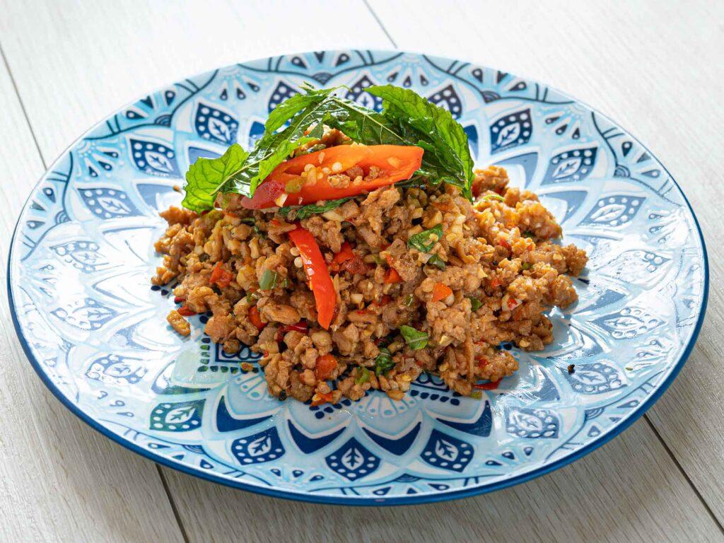 Khao Phad Krapao